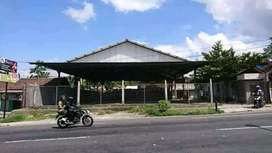 Gudang Disewakan Murah Pinggir Jl Wates Km 11 Yogyakarta