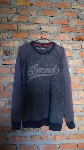 Sweater 3Second Ori