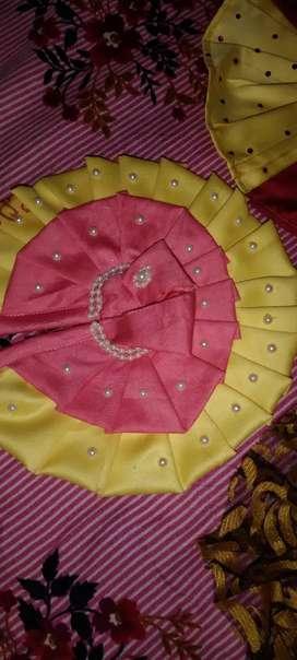 Kanha ji dress
