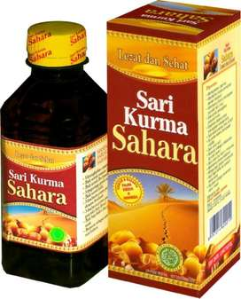 Herbal Sari Kurma Sahara Original