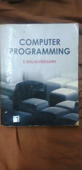 Computer programming book