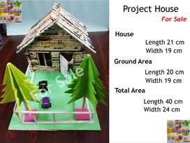 project house hand made