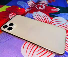 Iphone 11 pro max new condition