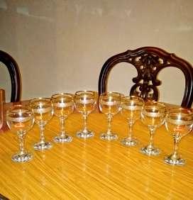 Gelas wine (Pasabahce Gold)