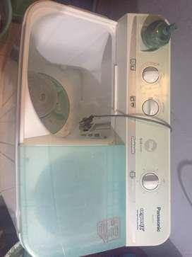 Di jual mesin cuci Panasonic NA-W70f