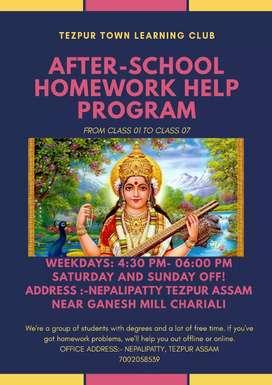 Home Work Help Programme