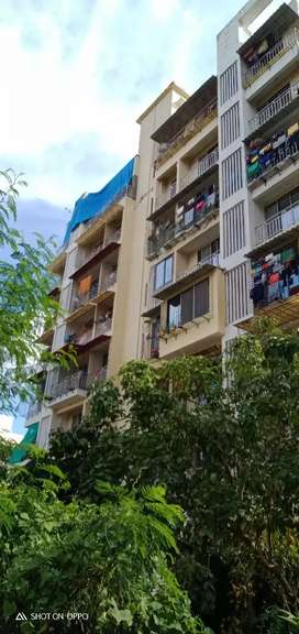 1 bhk spacious flat for Rent in G+7