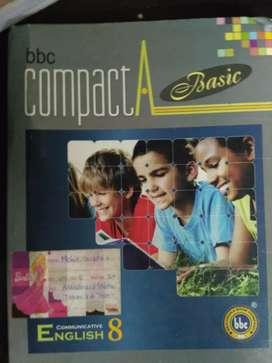 Book COMPACTA BBC FOR 8TH CLASS