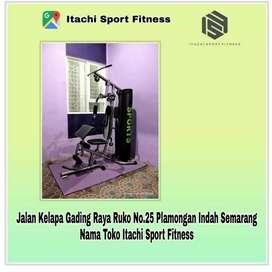 Alat Olahraga Fitness Home Gym ( Semarang )