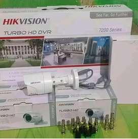 CCTV paket gratis pemasangan instalasi di Palmerah