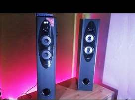 F&D T60X Tower Speakers comes with Bill