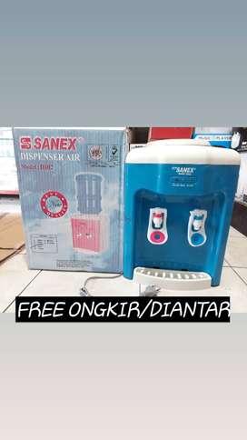 Freeantar tnpa radius dispenser air meja sanex hot/panas normal d102