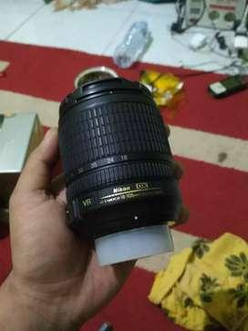 Lensa kamera dslr 18-105 nikkor sapujagad for nikon
