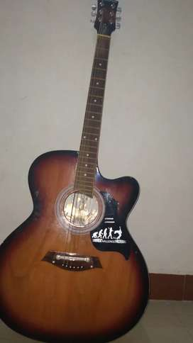 Guitar company challenger only cash