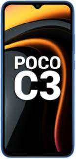 POCO C3 Brand New totally unused