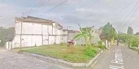 Tanah Hook 2 Muka Jl. Imogiri Barat Dalam Perumahan