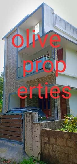 2bhk upstair house for rent Aluva Chunagamveli