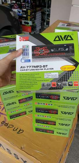 Tape Usb BT MP3 merk Ava