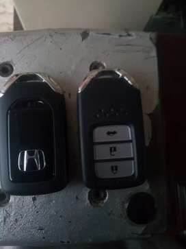 Honda New Model Civic 1.8 Remote key
