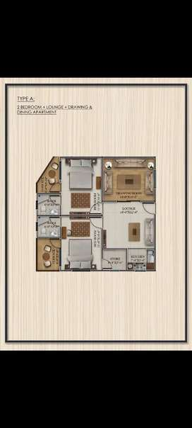 2 Bed DD type A