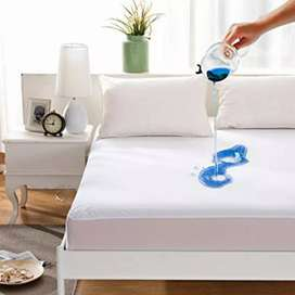 WATERPROOF CHAIRS, BED / MATTRESS COVER Pure COTTON Exporting also
