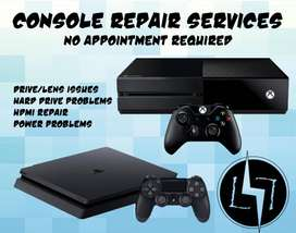 Repair your PS3/PS4 Console and Cotroller