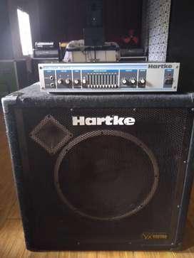 Jual ampli bass hartke ha