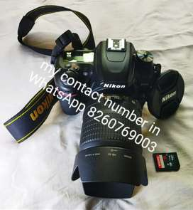 My selling camera d7500