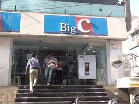 Wanted Big c mobile stores freshers 18/32 age
