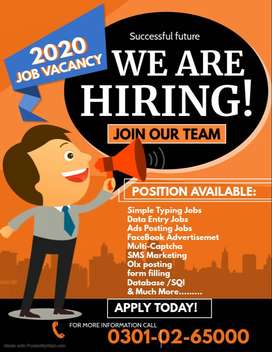We as a company are providing you the best opportunities to earn money