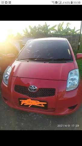 Toyota Yaris 2007 siap Holiday
