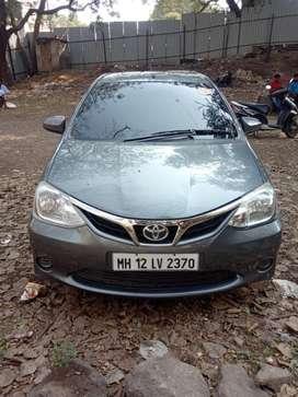 Toyota Etios G, 2015, Petrol
