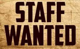 Honest person required for office work