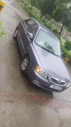 Hyundai accent car in well maintained condition for sale