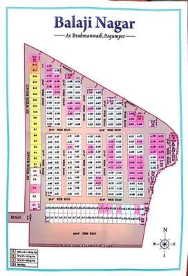 Open Plots For Sale In Begumpet