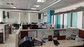 fully furnished office space available for rent near vashi station,