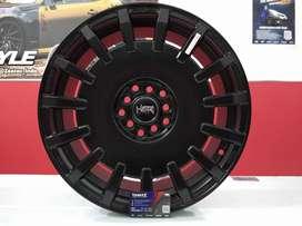 Velg Mobil Altis New, Ertiga dll Type RALLY 1071 HSR R17X7 H10X100-114