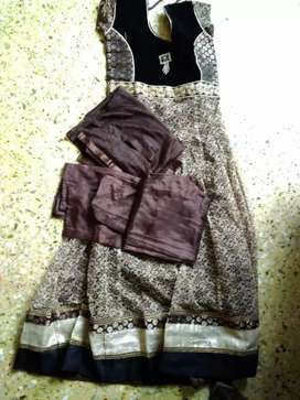 Anarakali dress