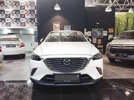 [KM 16rb] Mazda CX3 2.0 GT AT 2017 Putih