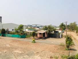 Residential plots near Residential and Industrial development