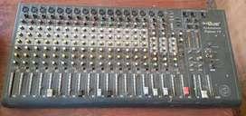 Studio master mixer