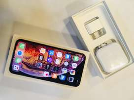 I PHONE XS MAX 64GB GOLD COLOUR BRAND NEW WITH WARRANTY