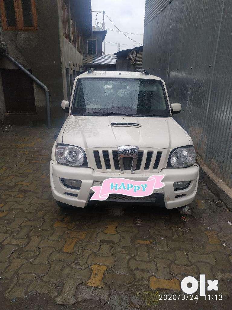 Mahindra Scorpio VLX 4WD BS-IV, 2013, Diesel 0