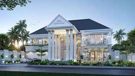 Jasa Arsitek Pontianak Desain Rumah 765m2 - Emporio Architect