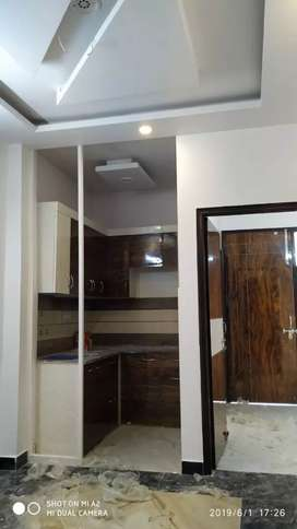 2 BHK with lift car parking in 26 lakh ragistry loan uttam Nagar
