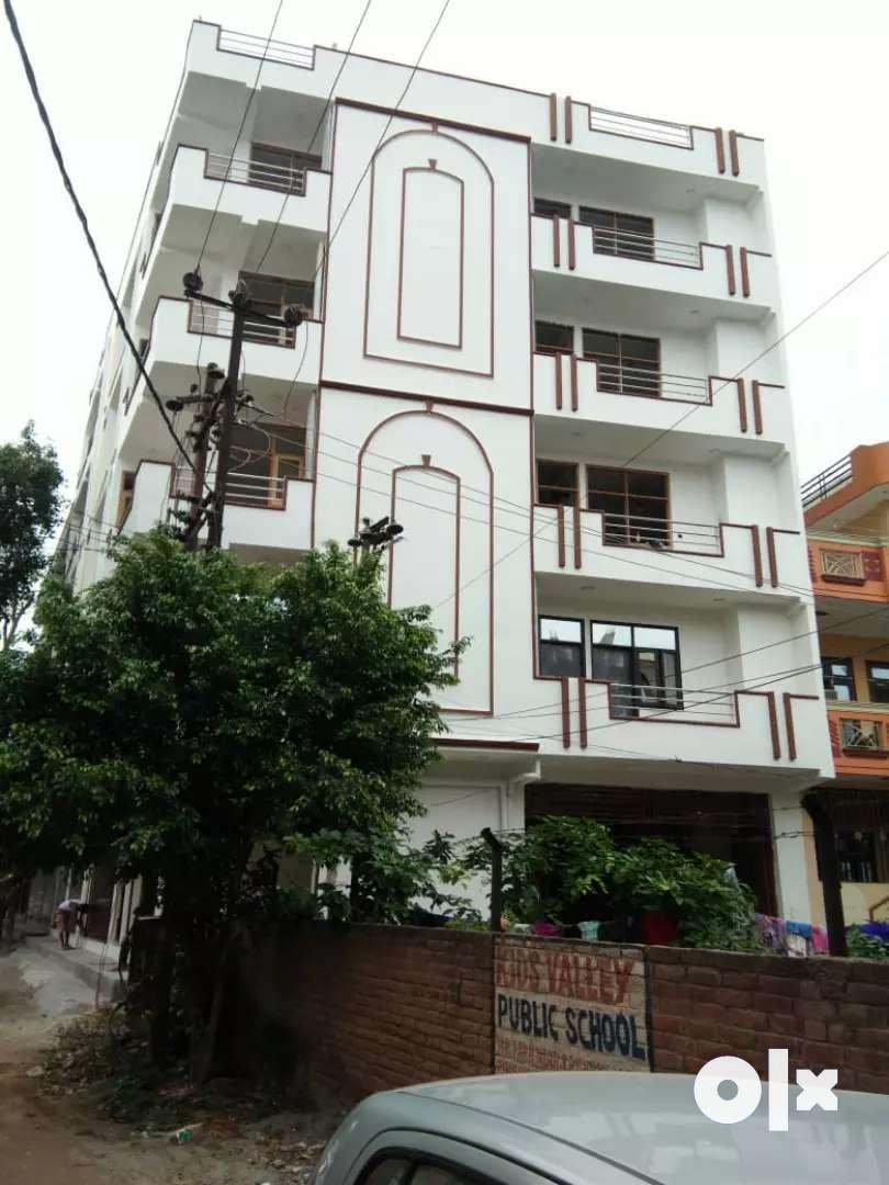 15 lakh 2bhk builder floor in balaji inclave. 0