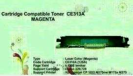 toner cartridge cp 1025 ( CE310A-CE313A) cyan