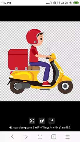 Hiring For Delivery Associate Boy's(Bikers) In Bihar, Patna