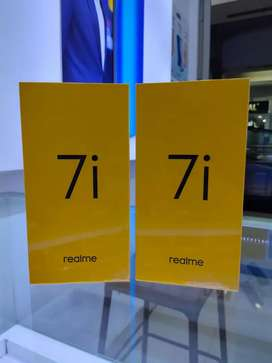 New Produk Realme 7i Ram 8/128