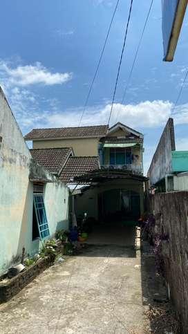 Rumah dipusat Kota Palembang
